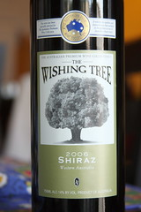 2006 shiraz the wishing tree