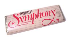 Hershey's Symphony: Milk Chocolate