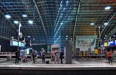 Hauptbahnhof Berlin (Henrik Andree) Tags: berlin germany henrik andree
