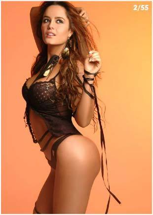 Ana Lucía Domínguez Colombia Hot Photos Celebrities
