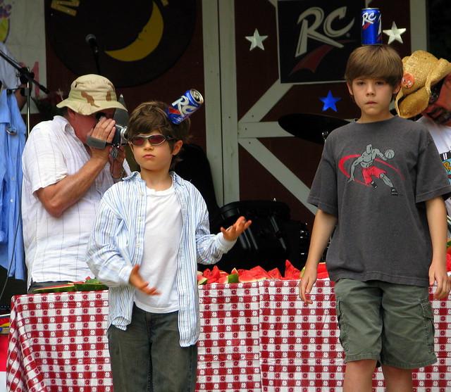 RC Cola Dash Contestants 9
