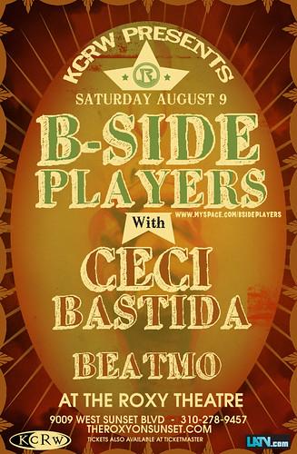 B-Side Players 8/9