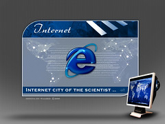 Internet .. CITY OF SCIENTIST .
