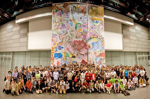 iCommons iSummit 2008 Panoramic