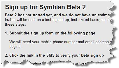 SMS Text News Screenshot