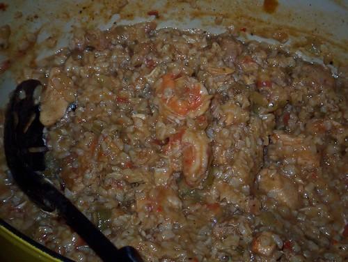 jambalaya shrimp sausage