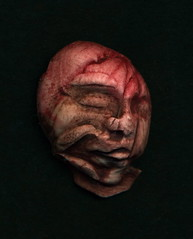Georgie Porgie (TheoJunior) Tags: sculpture art face mashup polymerclay hybrid nurseryrhyme georgieporgie