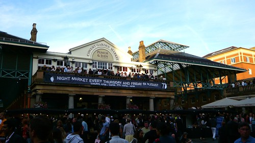 Covent Garden Night Market