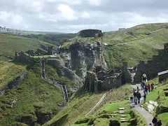 Tintagel Castle, Cornwall (Teri & Dave) Tags: castle cornwall tintagel