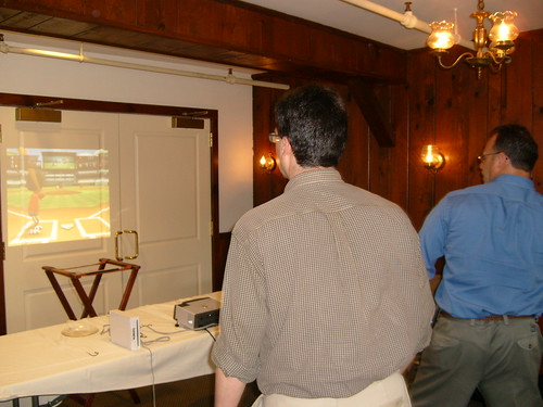 Mike and Dave - Wii Baseball