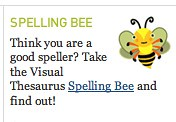 VTSpellingBee by you.