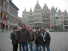 2000 lbs of blues Antwerp (imkilljoy) Tags: 2000 blues antwerp lbs