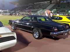 My Pontiac Grand Prix '73 455 cid - KUWAIT (q8500e) Tags: black cars car wow cool nice accident bad grandprix pontiac kuwait 73 cid 455 carz q8500e