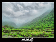 (A.Alwosaibie) Tags: light sky plants cloud green nature rock landscape photo nikon shot spot mount 1855mm oman vr d60 salalah naturesfinest           platinumphoto impressedbeauty  goldstaraward