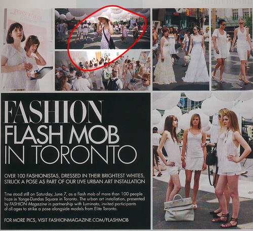 FASHION Flash Mob