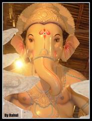 DSCN0713 - 2008 (Rahul_shah) Tags: festival ganesha ganesh mumbai 2008 ganapati ganpati lalbaug gajanan ganpatibappamorya ganraj