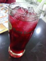 okra ice close up (athens_chortle) Tags: makan culinary surabaya piringsuroboyo