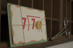 old cards (Nicole Ziegler) Tags: vintagecards oldcards