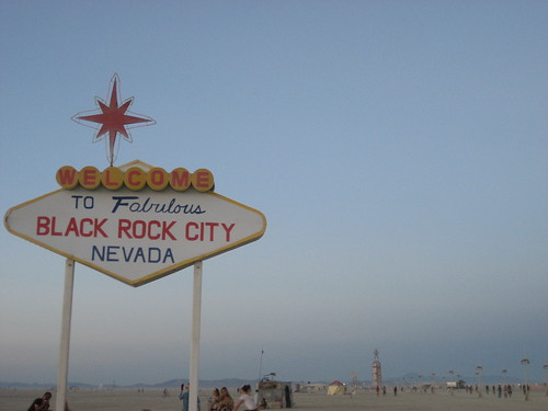 Welcome to Fabulous Black Rock City Nevada