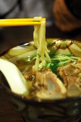 Pork-rib Noodle - (DSC_1940)