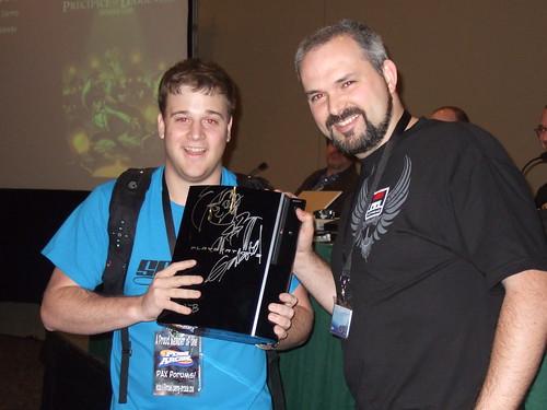 PS3 winner