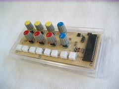 USB MIDI controller trial product