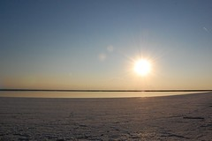 Banchisa di sale (Assud) Tags: tramonto saline puglia paesaggio banchisa margheritadisavoia tavolieredellepuglie
