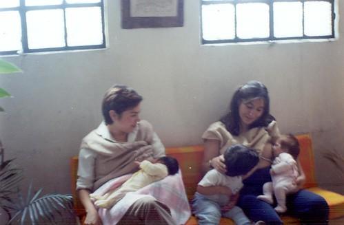 mamá+coque+tíaJudith