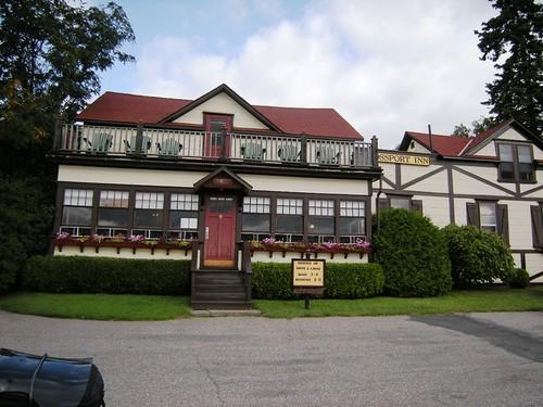 August 22, Rossport Inn
