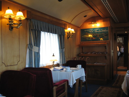 El Transcantabrico Clasico - luxury train (Spain), bookings at Luxury Train Club and Private Rail Cars