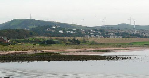 Seamill beach
