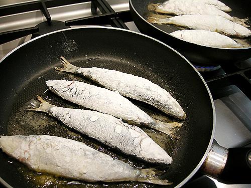 沙丁魚佐辣味大紅豆-081007