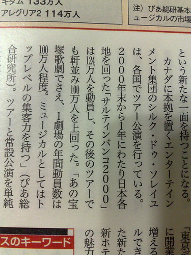 日文雜誌的數字用法