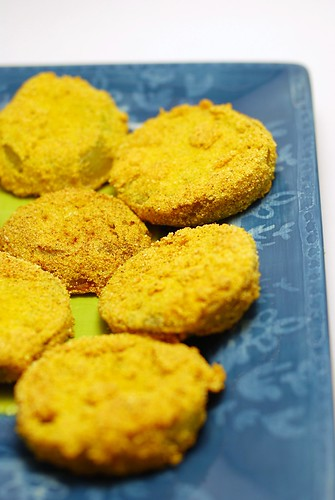 edited - fried green tomatoes