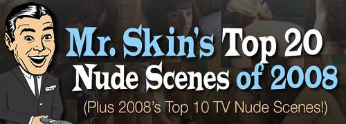 top 20 nude scenes 2008