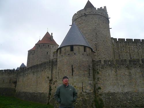 Carcassonne, Nov 2008