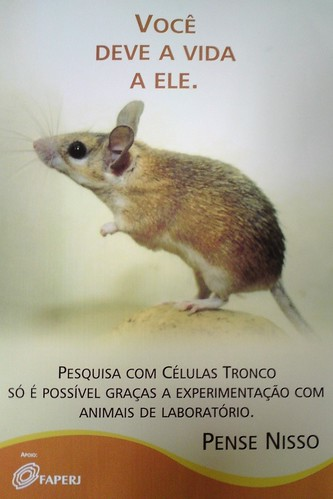 Animal Use in Research - Brazilian Campaign