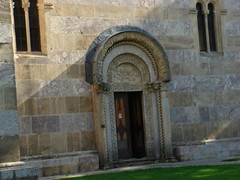 Decani monastery door (Kosovo Bradt guide book author) Tags: monastery kosova kosovo decani