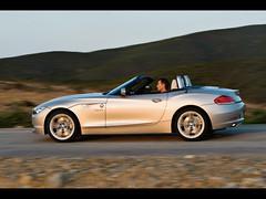 2009 BMW Z4 Roadster ...