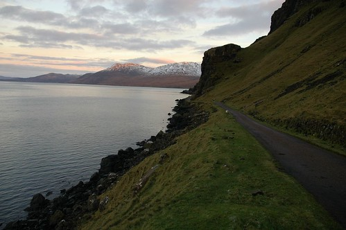 Road to Dhiseig and Loch Na Keal