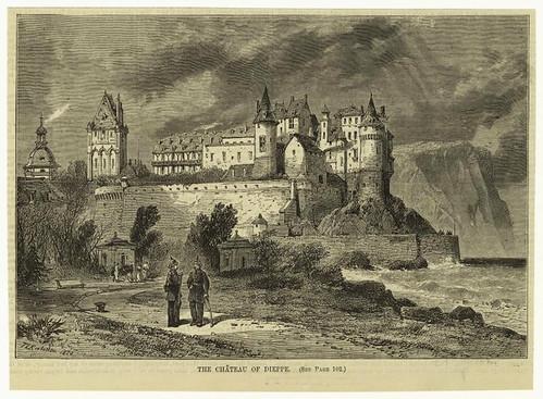 005- Castillo de Dieppe 1870