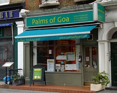 Picture of Palms Of Goa, W1W 6YR