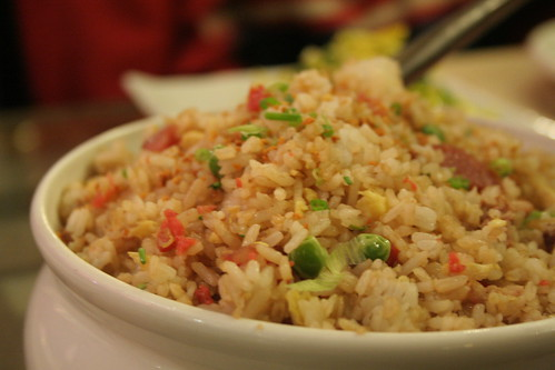 Loaded Fried Rice at Kanin Club