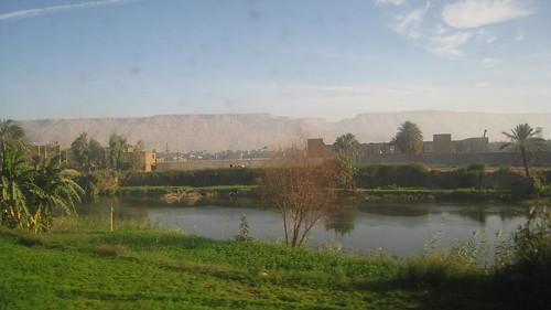 Nile River vallez