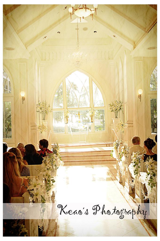 Crystal Chapel at the Hilton Hawaiian Village