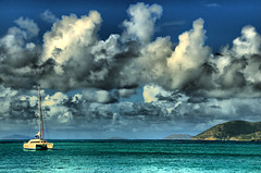 Turquoise Tones in Tortola (Jeff Clow) Tags: ocean travel cruise sea vacation holiday tourism searchthebest turquoise caribbean tortola britishvirginislands nikond300 jeffrclow frjrc