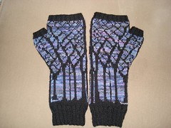 Twilight Mitts for Aimee