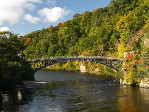 Telford's Craigellachie Bridge