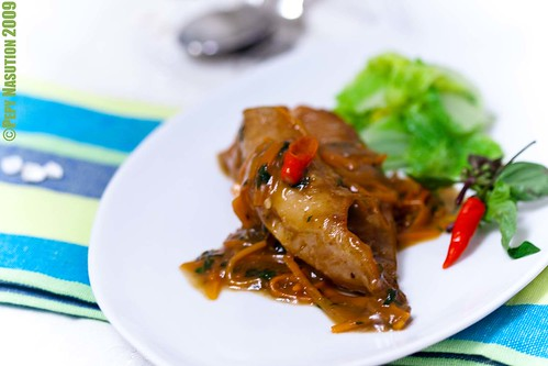 Braised Fish with Hoisin and Chili 4