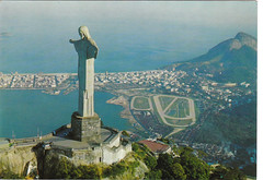 Rio de Janeiro (Bubble-GumIV) Tags: postcard postcrossing collection bubblegum